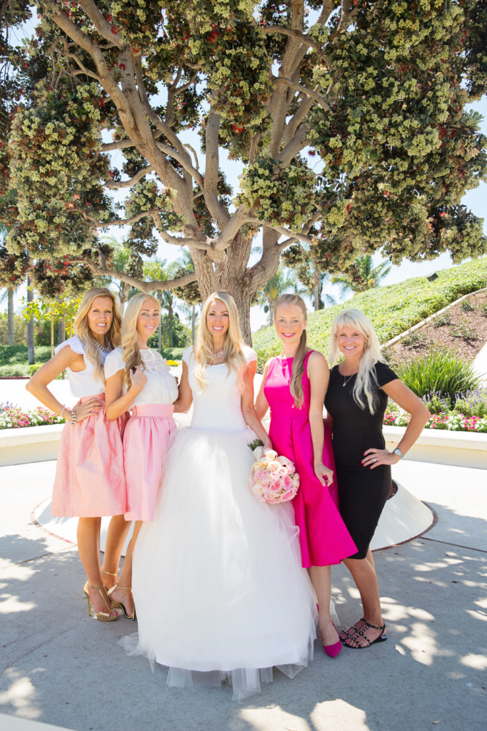 Heather, Liz G., me, Mar and Joanna.