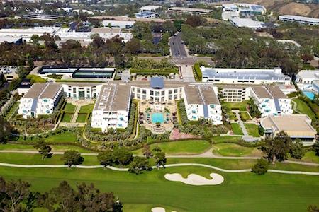 Hilton La Jolla Torrey Pines Above